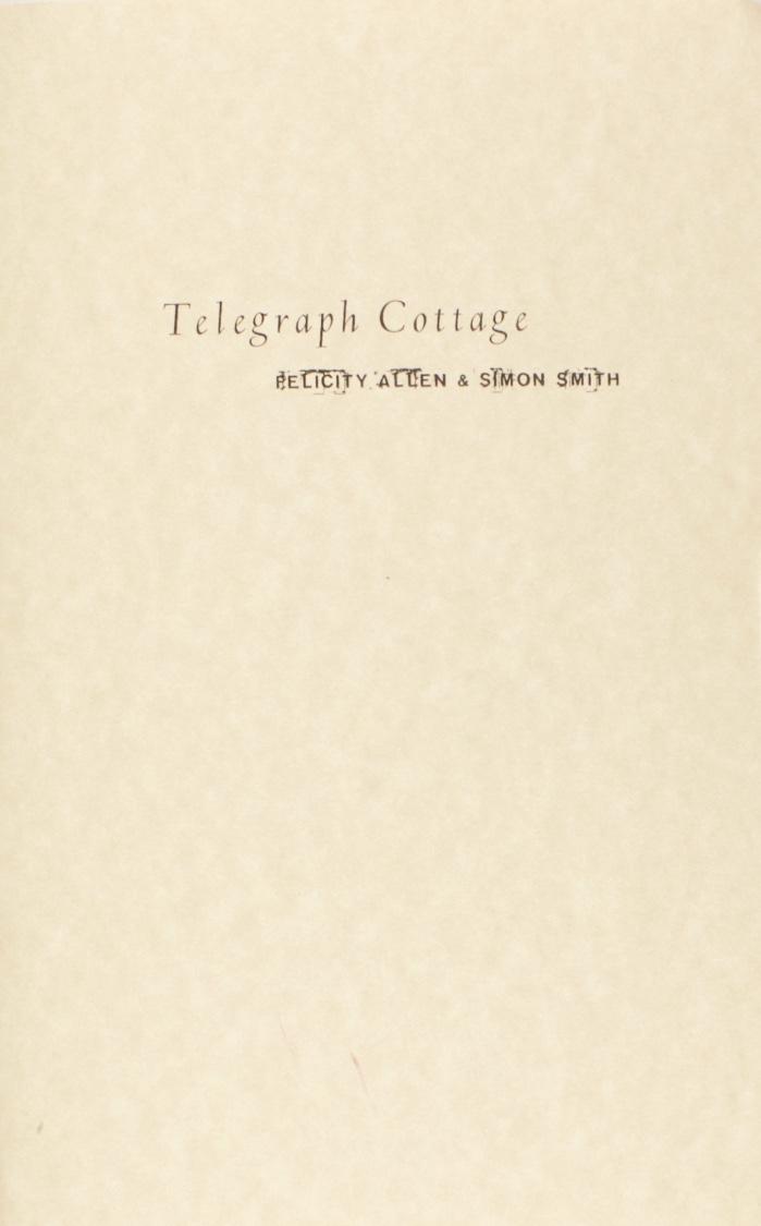 Telegraph Cottage
